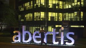 Las oficinas de Abertis en Madrid.