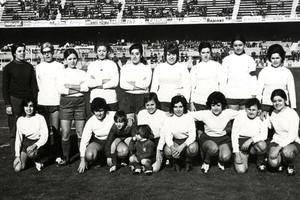 Mor Inma Cabecerán, la dona que va impulsar el Barça de futbol femení