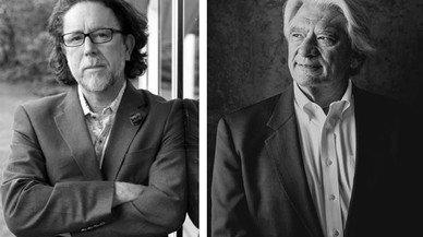 """Tom Franklin i Mark Richard: """"Al sud, tots parlem el mateix idioma de supervivència despietada"""""""