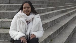 María Islam Sirajul: «Una casa és un niu i això m'ha faltat molt»