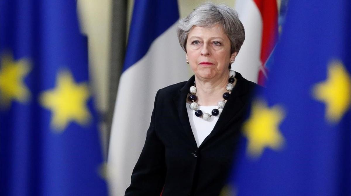 'Brexit' sense brúixola