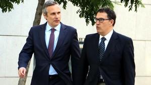 L'oficina de Puigdemont s'ubicarà al Palau Centelles de Barcelona