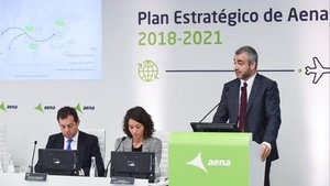 La CNMC rebaixa un 1,44% les tarifes d'Aena per al 2020