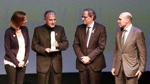 Roderic Guigó y Nanda Rea, ganadores de los Premis Nacionals de Recerca