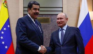 Rússia mantindrà els seus militars a Veneçuela «el temps que calgui»