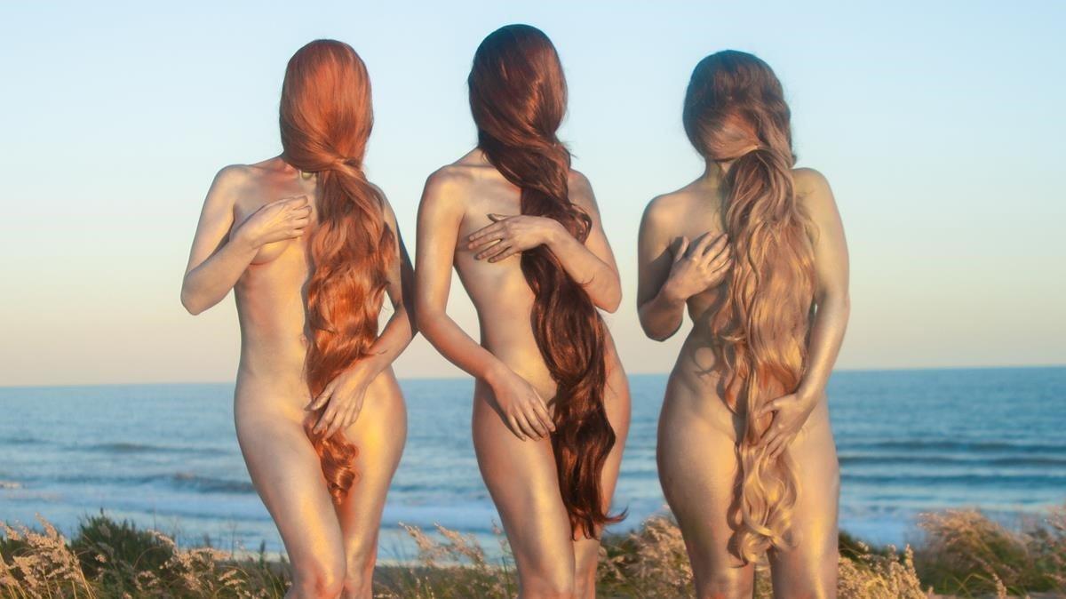 Imagen promocional del grupo Fémina.