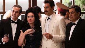Baron Cohen, en una escena de 'El espía'.