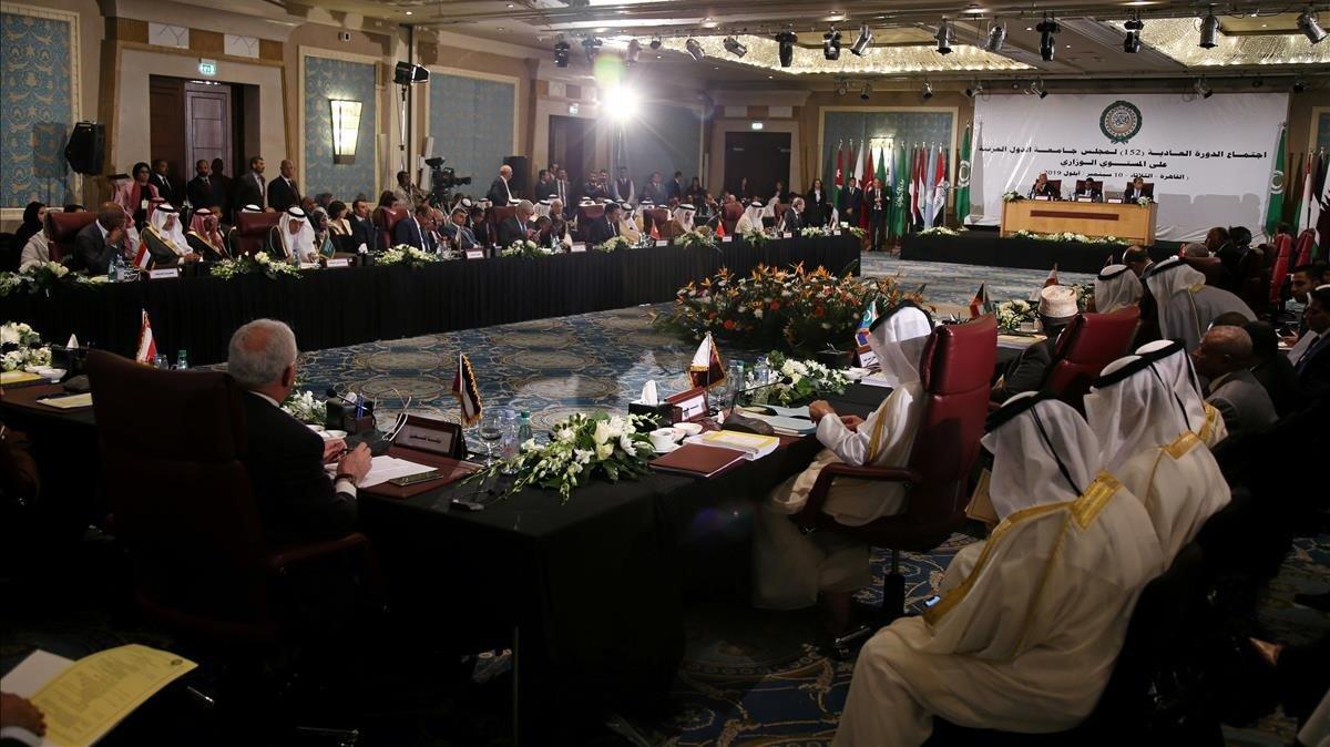 El món àrab titlla d'«agressió» la proposta de Netanyahu d'annexionar-se part de Cisjordània