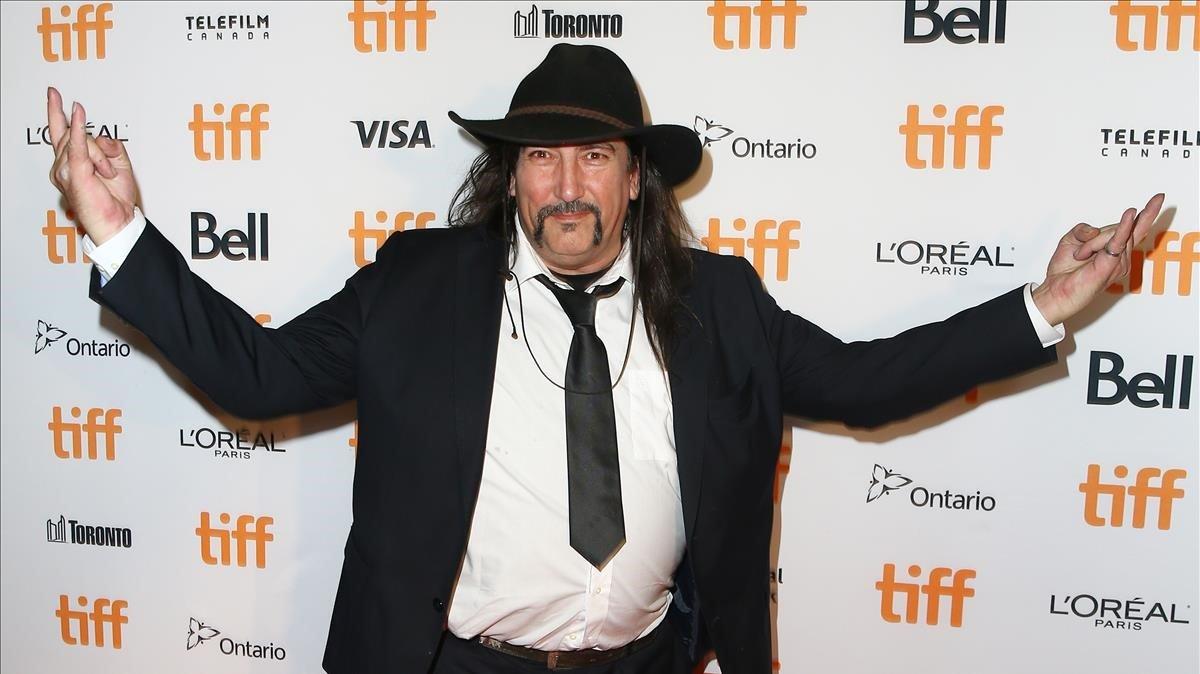 Richard Stanley, en el Festival de Toronto.