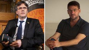 ¿Aliança Puigdemont-Fachin? La Crida recolza el front unitari amb Front Republicà