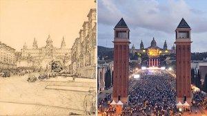 El COAC repassa la Barcelona que és i la que va poder ser