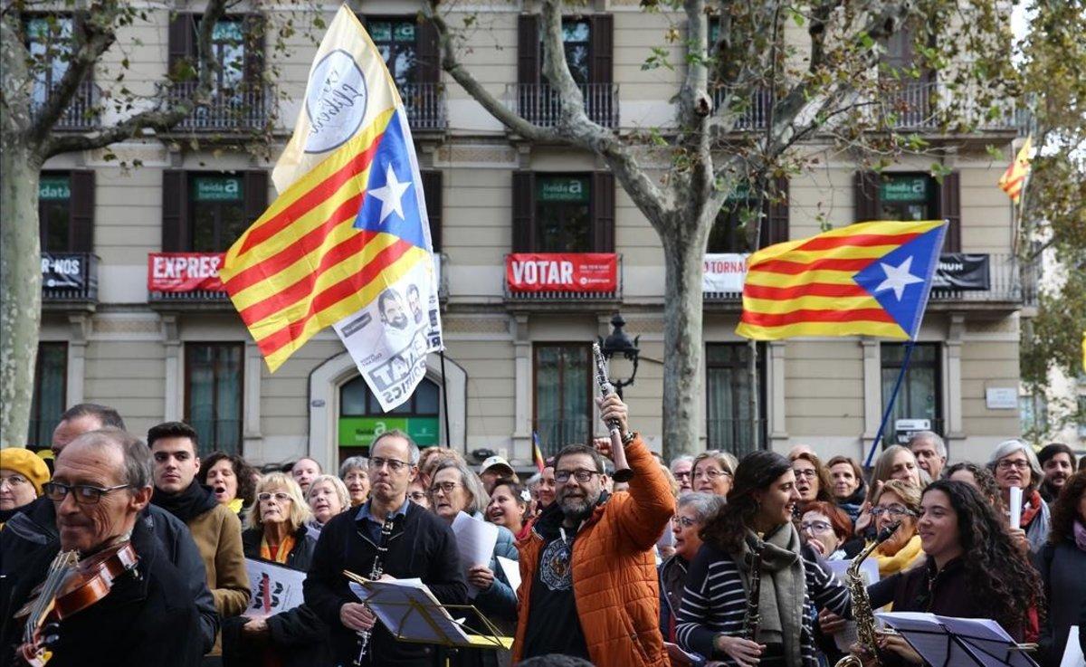 L'espionatge rus va utilitzar Catalunya per desestabilitzar Espanya