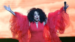 Diana Ross, durante una actuación el pasado 29 de noviembre en Dallas.