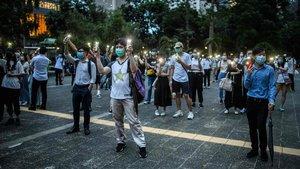 La Xina limitarà l'entrada dels nord-americans que interfereixin en Hong Kong