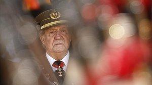 El Suprem rebutja adoptar mesures cautelars contra Joan Carles I