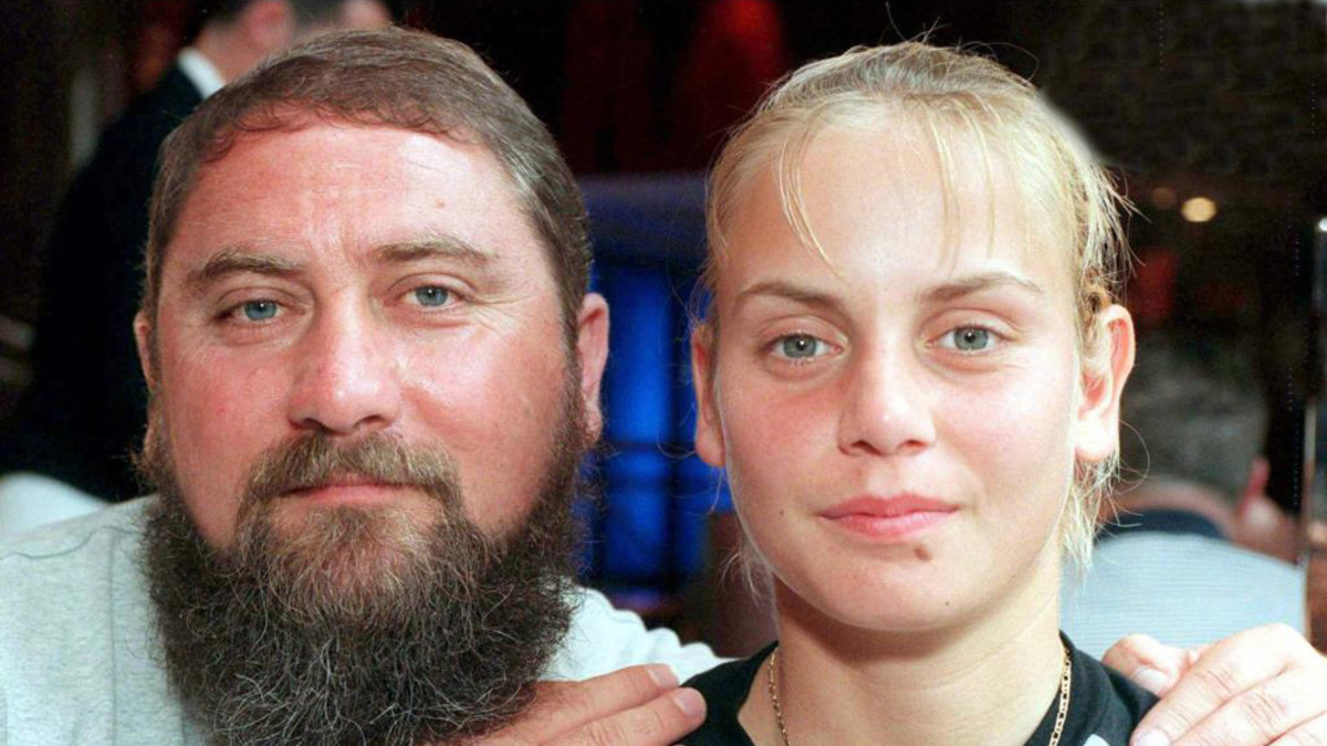 L'extennista Jelena Dokic revela abusos del seu pare