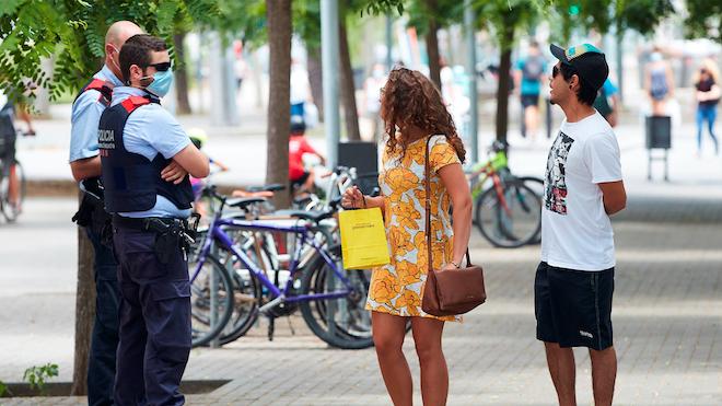Mascaretes obligatòries a Catalunya: usos i excepcions