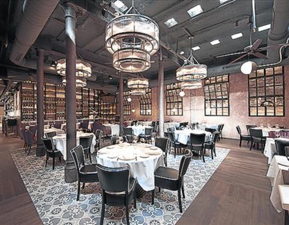 Restaurante Alba Granados.