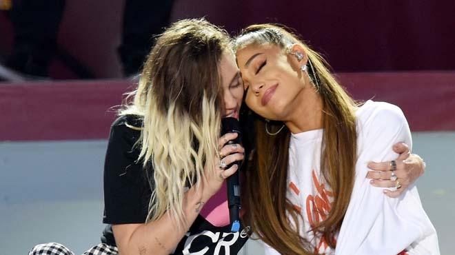 Ariana Grande combat el terror amb un nou concert a Manchester