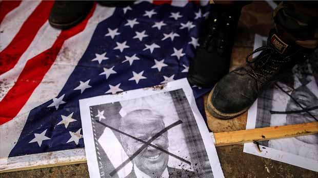 La decisió de Trump amenaça amb provocar una tercera intifada