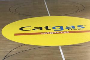 Nueva publicidad de Catgas en Santa Coloma.