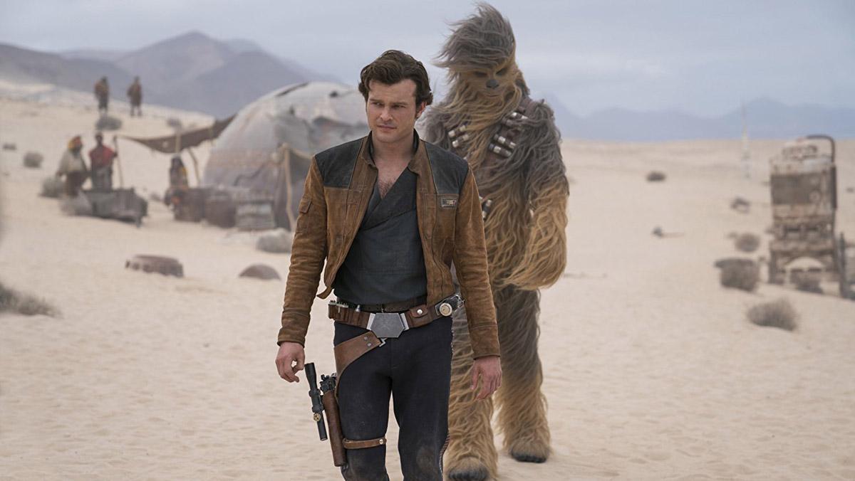 Resultado de imagen de Han Solo: Una historia de Star Wars de Ron Howard