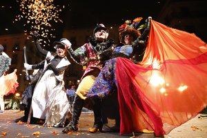 Comediants organizará el Arribo, primer acto de estas fiestas.