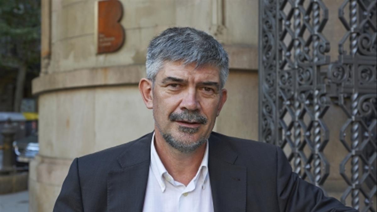 El concejal de Turismo de Barcelona, Agustí Colom.