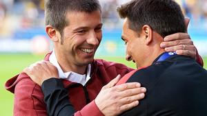 Celades, favorit per ser el nou seleccionador d'Espanya en el Mundial