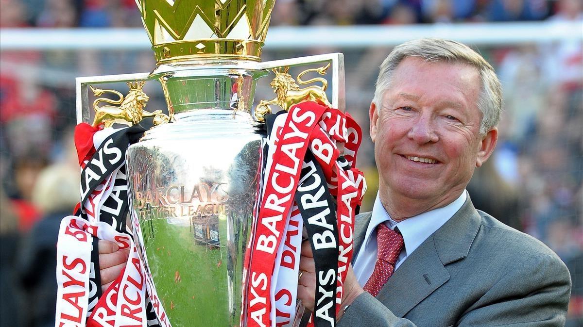 Alex Ferguson, en el 2011.
