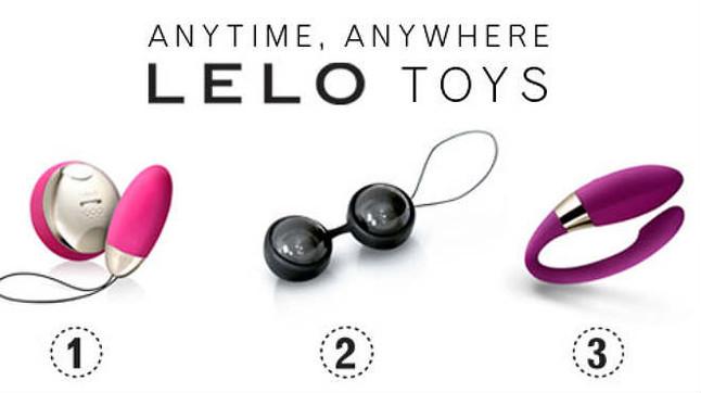 Algunos de los productos que ofrece Lelo Toys