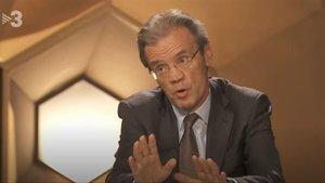 Jordi Gual, presidente de Caixabank, TV-3.