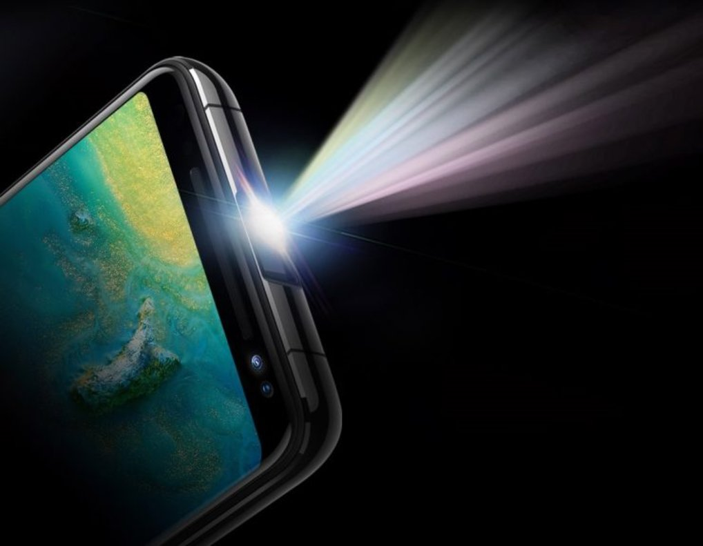 Blackview Max 1, móvil con proyector.