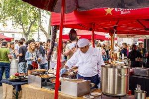 Born Street Food: gastronomia i diversió