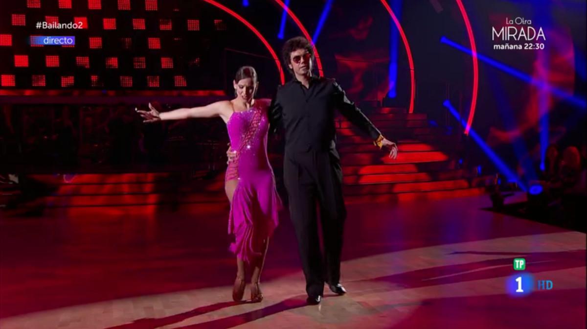 'Bailando con las estrellas' | Manu Sánchez y Patry Jordan, los mejor valorados en una noche en la que todos evolucionan