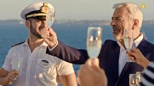Carlos Sobera en 'First Dates: Crucero'.