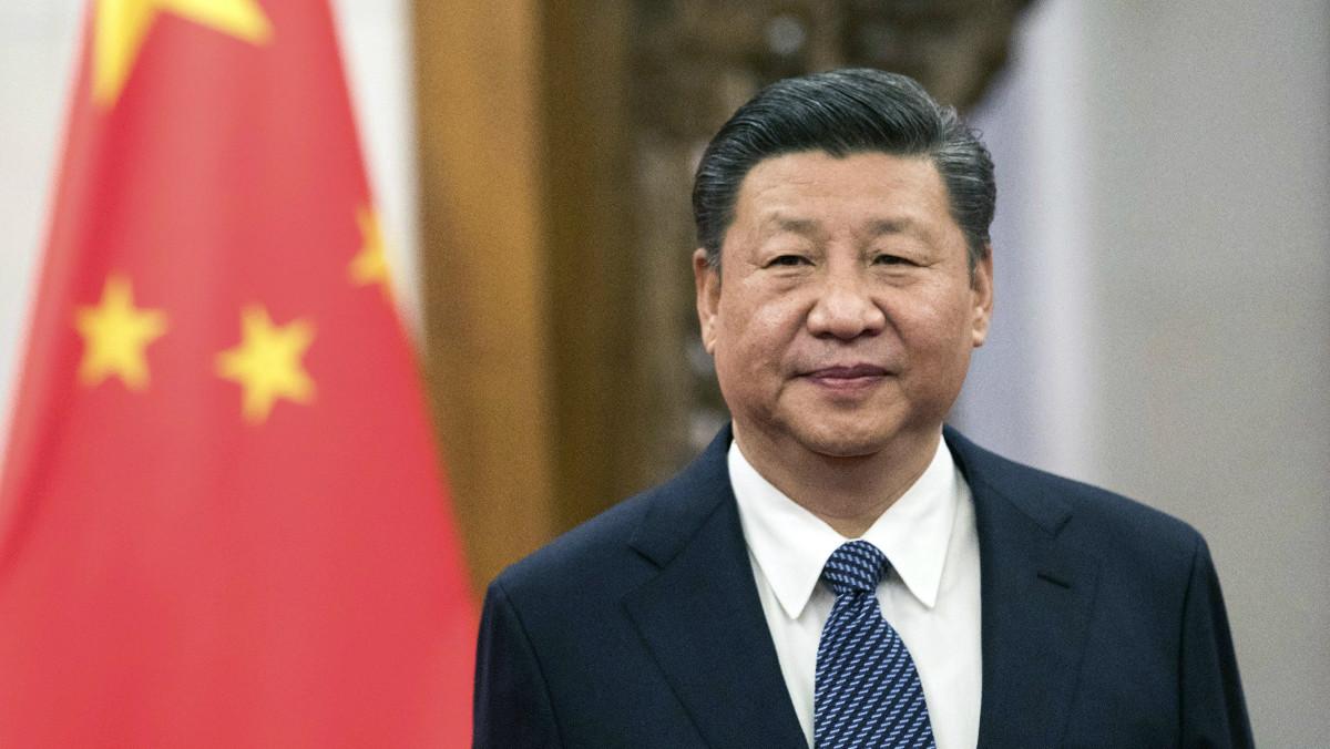 El presidente vitalicio de China, Xi Jinping.