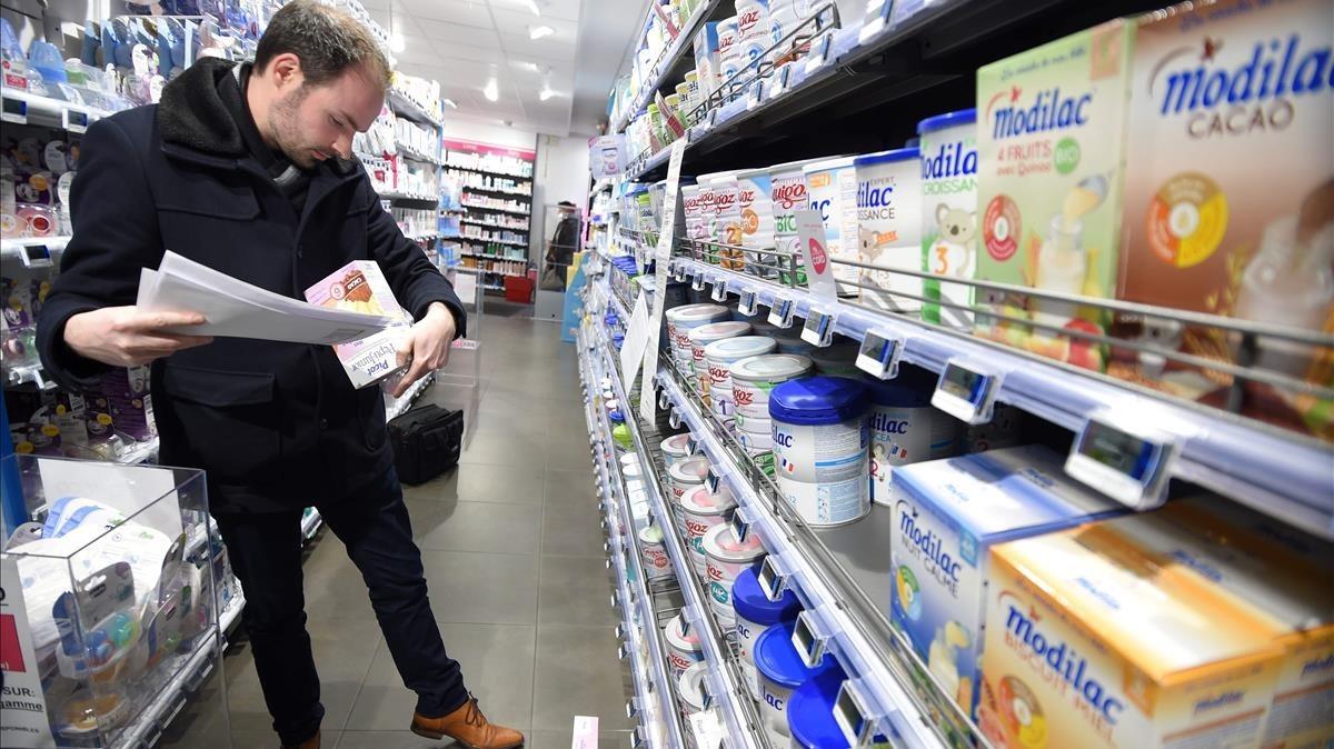 Lactalis no descarta que alguns nadons hagin consumit llet contaminada des del 2005