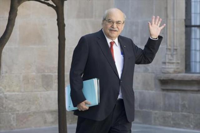 El 'conseller' Andreu Mas-Colell.