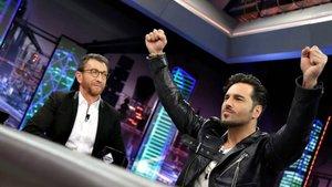 David Bustamante habla de su ruptura con Paula Echevarría en 'El Hormiguero'