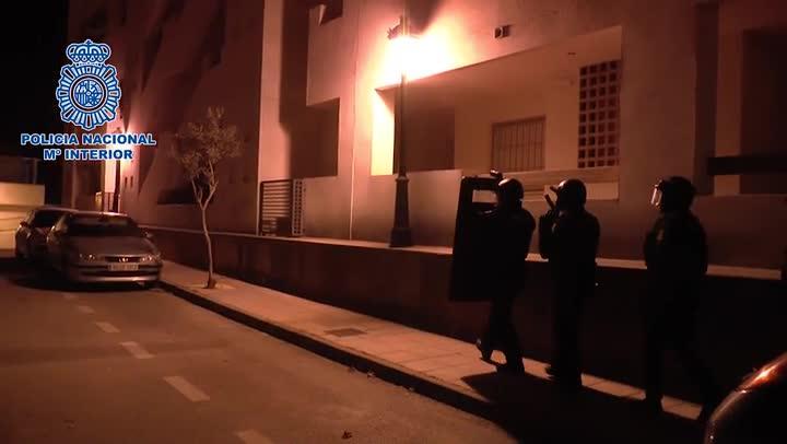 Detención de un presunto yihadista en Málaga que había jurado lealtadaEstado Islámico.