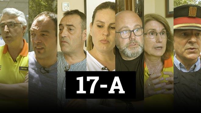 El documental de EL PERIÓDICO sobre el atentado del 17-A en la Rambla.