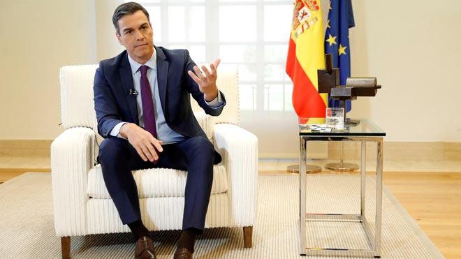 Pedro Sánchez presentarà aquest divendres els Pressupostos sense els recolzaments necessaris