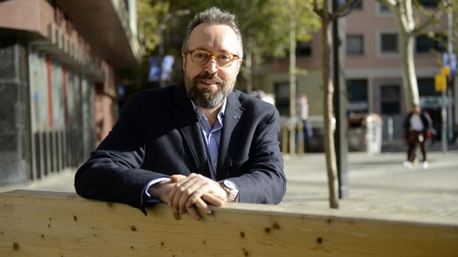 Entrevista con Juan Carlos Girauta, cabeza de cartel de Ciudadanos por Barcelona.