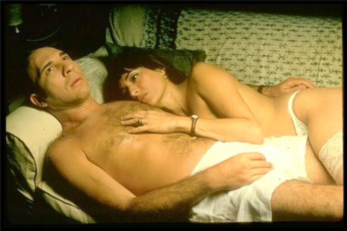 Darío Grandinetti y Sandra Ballesteros en una escena de 'El lado oscuro del corazón'.