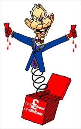 Tony Blair, el exlíder más detestado