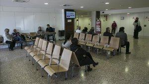 Treballadors de l'Hospital de Bellvitge critiquen les condicions de les sanitàries embarassades a tot l'Estat