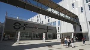 Campus Catalunya de la Universitat Rovira i Virgili.