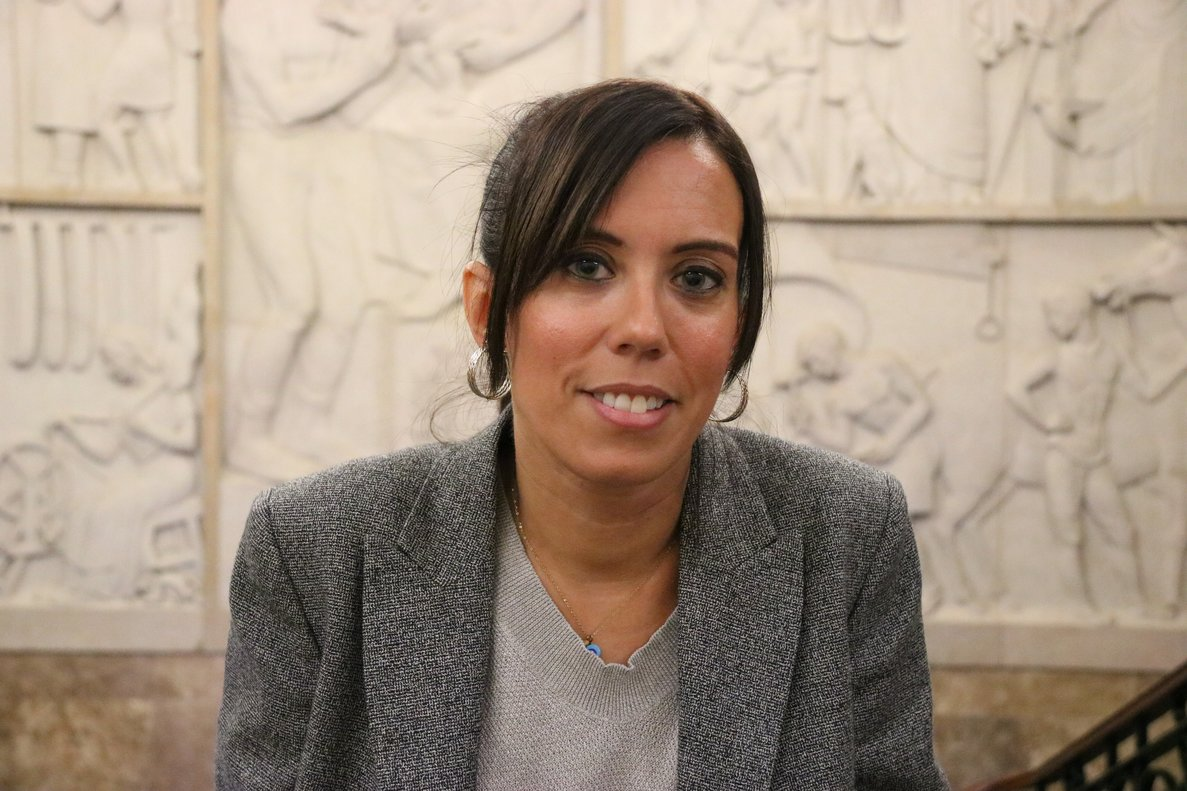 La alcaldesa de Sabadell, Marta Farrés.