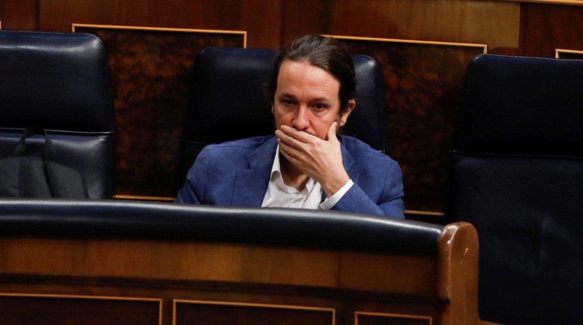 L'Audiència Nacional torna la condició de perjudicat a Pablo Iglesias
